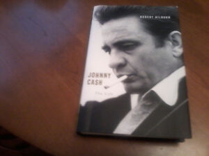 Johnny Cash - The Life by Robert Hilburn
