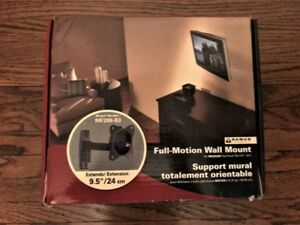 Sanus Full-Motion TV Wall Mount