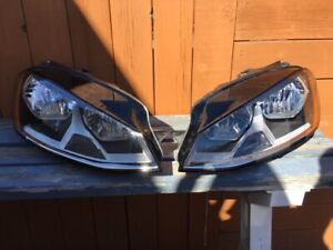VW Golf Mk7 Halogen Headlights w/ lightbulbs (Stock) - $300 OBO