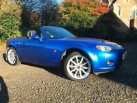 *3 MTHS WARRANTY*2006(06)MAZDA MX-5 SPORTS 2.0 CONVERTIBLE 1 OWNER 88K*
