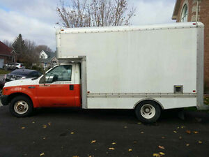 14 feet Box Truck for sale