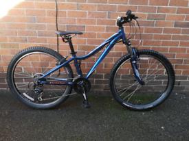 Like new specialized mika 26inch wheel x small mountain bike