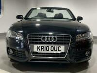 2010 Audi A5 2.0T FSI S Line 2dr [Start Stop] CONVERTIBLE Petrol Manual