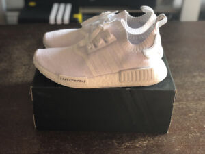 adidas triple white japan new SIZE 9 ds