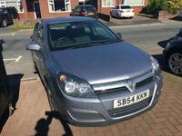 Vauxhall/Opel Astra 1.7CDTi 16v ( 80ps ) Club 04/54
