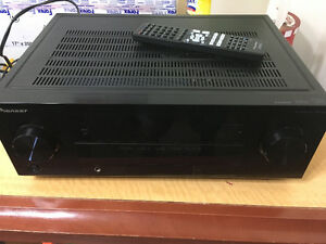 Pioneer VSX-822-K 5.1-Channel 3D Ready A/V Receiver