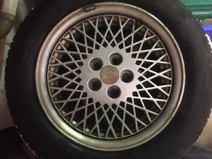Rims/Snow Tires for Sale