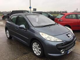 Peugeot 207 1.6 VTi 120 SE Premium