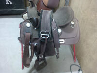 Complete Western Saddle Package