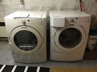 Maytag laveuse/secheuse ; washer/dryer