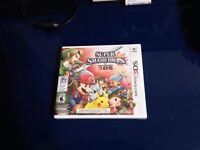 Super Smash Bros 3DS BNIB SEALED for Sale.. Best Price