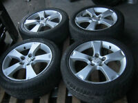 mag original for mazda 17 in with tires....on sale till 31th dec