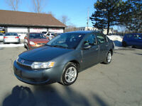 2004 Saturn Ion Level 2, Automatic W/Air, Power Group.