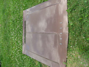 Western 1973-4-5 Challenger hood, mint condition, sell/trade