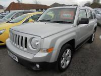 Jeep Patriot 2.2 CRD 2010MY Limited