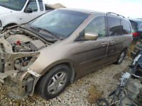 2005 ODYSSEY TOURING FOR PARTS ONLY Calgary Alberta Preview