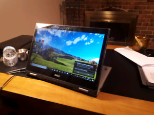Dell Inspiron 2in1 laptop in very good condition