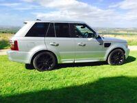 Range Rover Sport 2.7 Tdv6 HSE *colour coded*