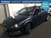 2014 VOLKSWAGEN PASSAT 2.0 TDI 177 Bluemotion Tech Executive 4dr