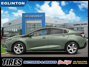 2019 Chevrolet Volt LT  - Leather Seats - Package