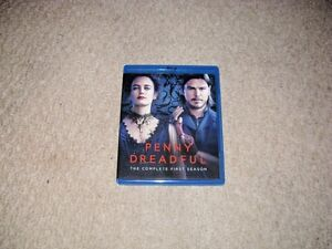 PENNY DREADFUL SSN 1 BLURAY FOR SALE!