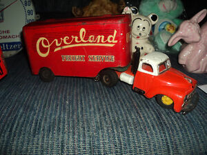 Overland freight trailer&tractor &stock trailer