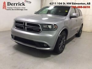2017 Dodge Durango   Used AWD R/T Sunroof RR Load Leveling Susp