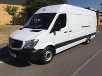 2016 Mercedes-Benz Sprinter 2.1 CDI 313 High Roof Panel Van 4dr XLWB Manual Pane