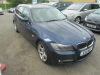 2011 BMW 3 Series 320 Touring 2.0i 170 Excl Edition 6 Petrol blue Manual