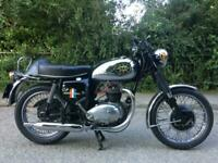 1969 BSA A65T CLASSIC MOTORCYCLE (NOW SOLD) ALL BRITISH BIKES REQUIRED ££