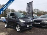 2009 59 SMART FORTWO 1.0 PULSE MHD 2DR AUTO 71 BHP