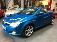 VAUXHALL TIGRA 1.4 EXCLUSIV 16V RED Edition Convertible Petrol, 2009 (58)
