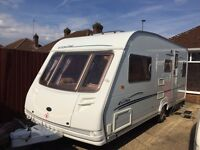 Sterling Eccles shpphire 5 berth caravan with motor mover all major credit cards taken