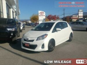 2014 Toyota Yaris SE  - Fog Lamps - Low Mileage