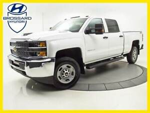 2019 Chevrolet SILVERADO 2500HD Diesel Crew Cab Back up cam