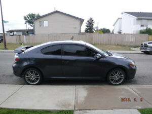 2009 Scion TC with J-VIN