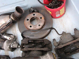 1994 Thunderbird/Mustang front disc brakes, also fits other Ford