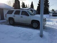 2009 CHEVY TAHOE...EX RCMP....EXCELLENT CONDITION!!!!