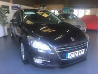 2012 12 Peugeot 508 SW 1.6HDi Active Face Lift,Low Tax