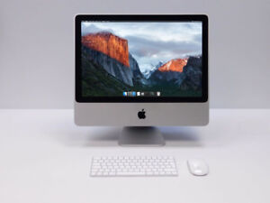 "24"" Apple iMac - Excellent Condition with Upgrades!"