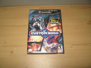 Customrobo pour Nintendo Game-Cube