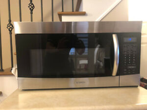 SAMSUNG Stainless Steel OVER THE RANGE MICROWAVE SMH9187ST