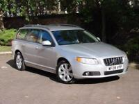 DIESEL ESTATE!!! 2008 VOLVO V70 2.0 D SE 5dr, HALF LEATHER, 1 YEAR MOT