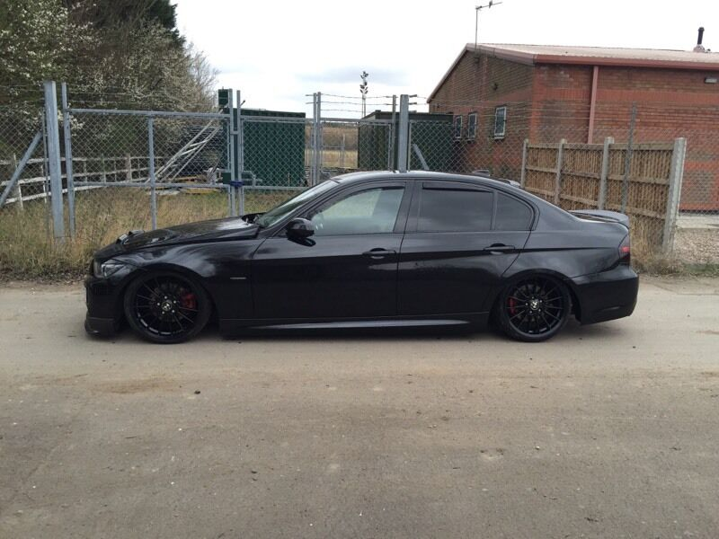 bmw e90 325i m sport modified show car in bentley south. Black Bedroom Furniture Sets. Home Design Ideas