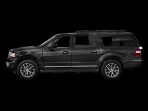2016 Ford Expedition Max Limited  - Leather Seats