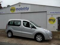 Peugeot Partner 5 Seat WINCH Diesel Wheelchair Accessible WAV Allied Horizon