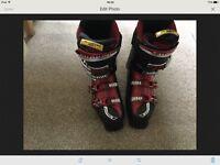Salomon RS ski boots CF mission
