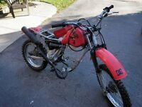 Honda xr 100(Parting out)