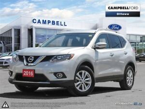 2016 Nissan Rogue SV AWD-AUTO-PRICED FOR QUICK SALE