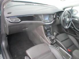 2016 Vauxhall Astra 1.4 Turbo Elite 5 Door 5 door Hatchback